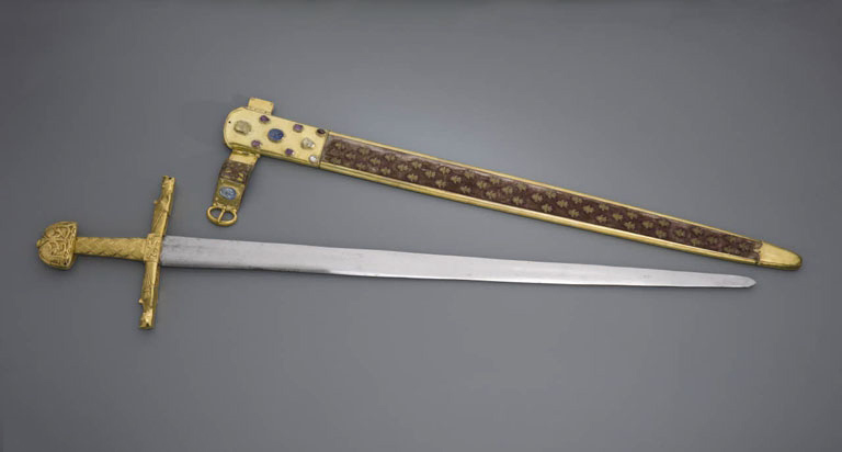 Joyeuse-sword
