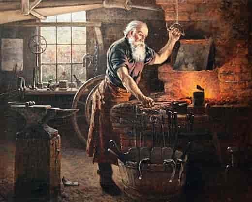 blacksmith two
