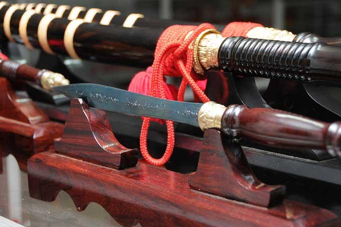 Nam-Phi-Iron-Sword-Museum