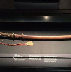 ประวัติของดาบ Tomoyuki Yamashita's Sword