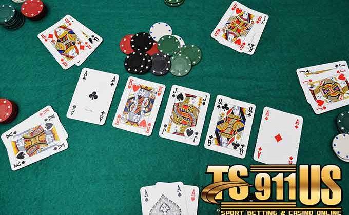 poker-คาสิโนออนไลน์